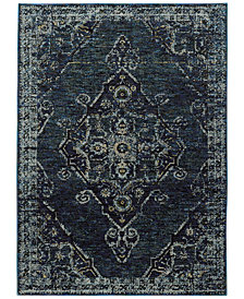 "Macy's Fine Rug Gallery Journey  Charlemagne 6'7"" x 9'6"" Area Rug"