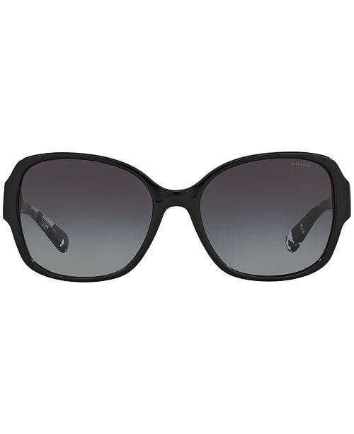 d496a33af8 COACH Sunglasses