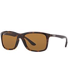 Ray-Ban Polarized Sunglasses, RB8352 57