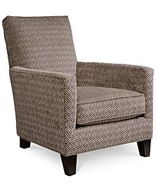 Brady Fabric Accent Chair