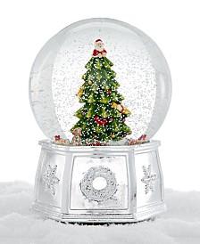 Spode Christmas Tree Large Snow Globe