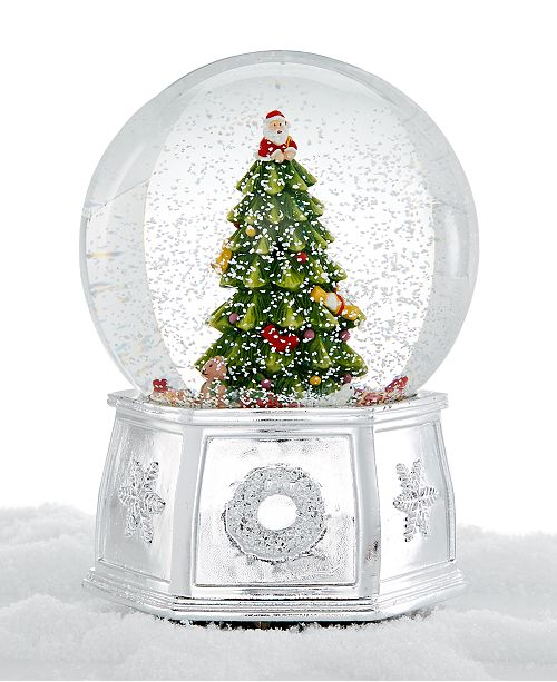 main image - Large Christmas Snow Globes