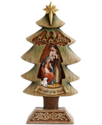 Holy Family Christmas Tree