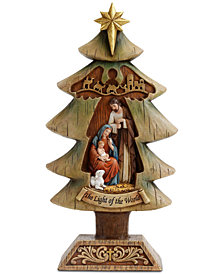 Napco Holy Family Christmas Tree