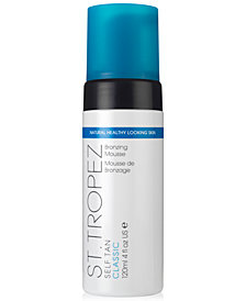 St. Tropez Self Tan Classic Bronzing Mousse, 120 ml