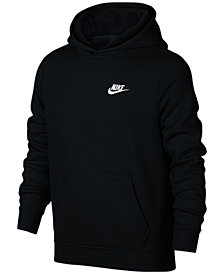 Nike Club Fleece Hoodie, Big Boys