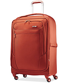 "CLOSEOUT! Samsonite Sphere Lite 2 25"" Expandable Spinner Suitcase, Created for Macy's"