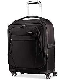 "CLOSEOUT! Samsonite Sphere Lite 2 19"" Carry-On Expandable Spinner Suitcase, Created for Macy's"