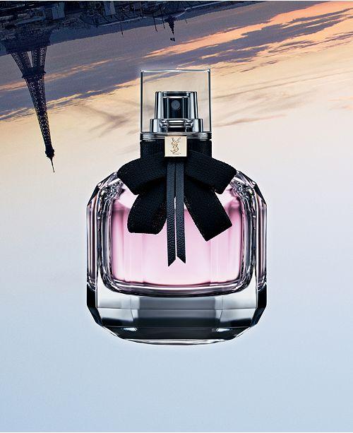 b3365a248fc Yves Saint Laurent Mon Paris Eau de Parfum Spray, 3-oz & Reviews ...