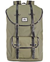 Steve Madden Coated Utility Backpack