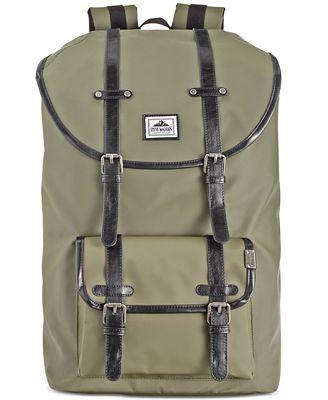 Mens Backpacks & Bags: Laptop, Leather, Shoulder - Macy's