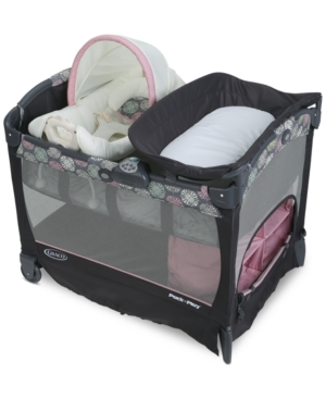 Graco Baby Pack n Play Playard with Cuddle Cove Addison