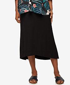 Rachel Zoe Maternity Midi Skirt