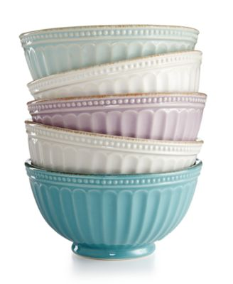 Image of Lenox French Perle Groove Bowl