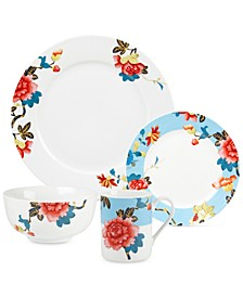 Isabella 16-Pc. Dinnerware Set, Exclusively Available at Macy's, Service for 4