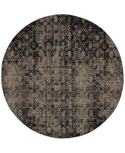 CLOSEOUT! Oriental Weavers Revamp REV7216E Grey 7'8