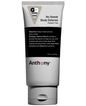 Anthony No Sweat Body Defense, 3 oz