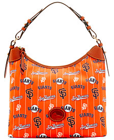 Dooney & Bourke San Francisco Giants Nylon Hobo