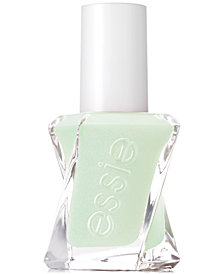 Essie Gel Couture Color, Zip Me Up Nail Polish