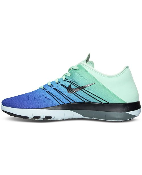 22660ee35a2e Nike Women s Free TR 6 Spectrum Training Sneakers from Finish Line ...