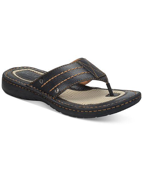 bc2dc9c1a6986 Born Men s Jonah Sandals   Reviews - All Men s Shoes - Men - Macy s