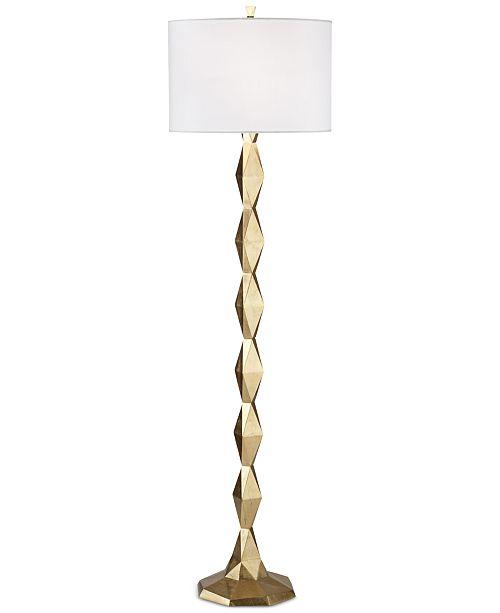 Kathy Ireland Pacific Coast Ripley Floor Lamp
