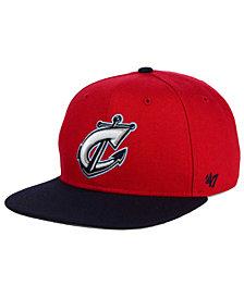 '47 Brand Columbus Clippers Shot Snapback Cap