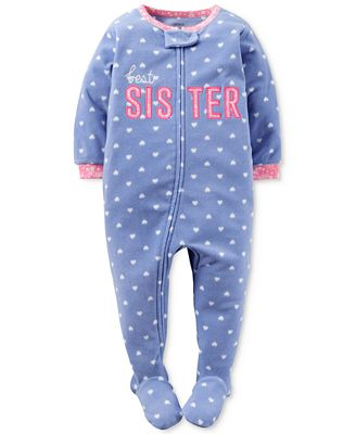 Best Footed Pajamas Babies Breeze Clothing