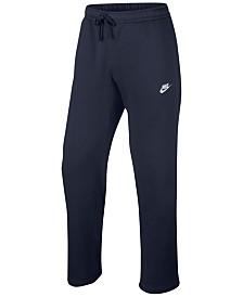 Nike Men's Open-Hem Sweatpants
