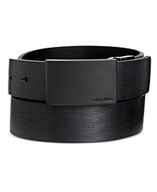 Calvin Klein Men's Reversible Dress Belt