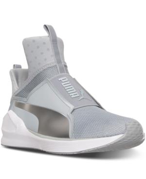 Puma Sneakers WOMEN'S FIERCE CORE CASUAL SNEAKERS FROM FINISH LINE