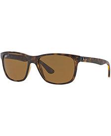 Ray-Ban Polarized Sunglasses, RB4181