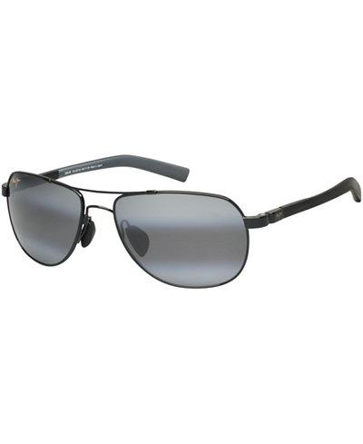 Maui Jim Sunglasses, 327 GUARDRAILS