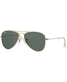 Ray-Ban AVIATOR KIDS Junior Sunglasses, RJ9506S