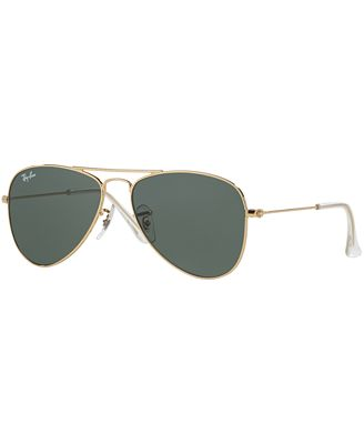 Ray Ban Junior Sunglasses Rj9506s Aviator Mirror All Kids
