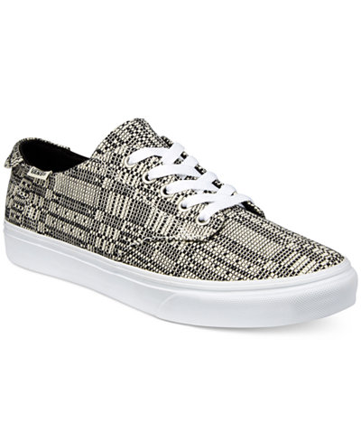 Vans Women's Camden Delux Lace-Up Sneakers