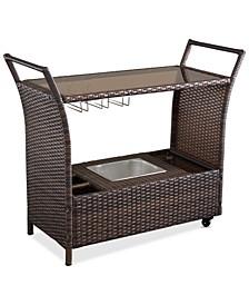 Kiptyn Bar Cart