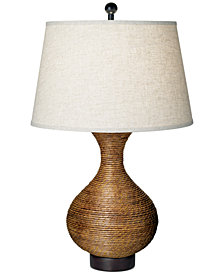 Pacific Coast Pacific Reed Vase Table Lamp