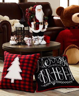 holiday lane into the woods decor collection created for