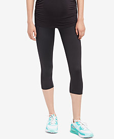 Motherhood Maternity Cropped Leggings