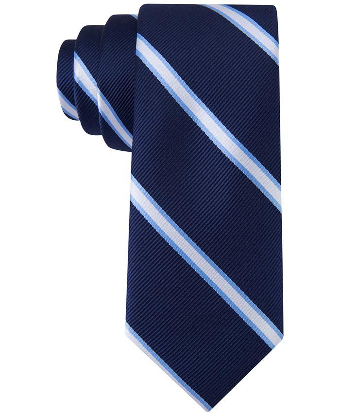 Tommy Hilfiger - Boys' Repp Stripe Tie