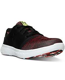 Under Armour Little Boys' 24/7 Casual Sneakers from Finish Line