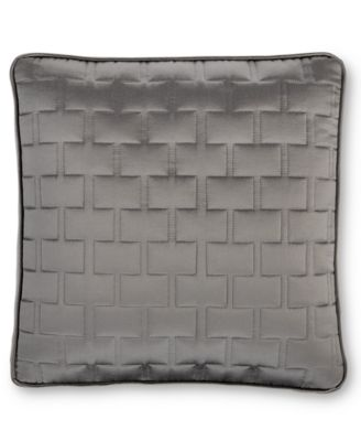"""Frame Quilted 16"""" Square Decorative Pillow"""