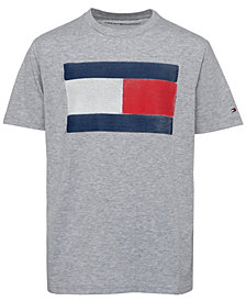 Tommy Hilfiger Tommy Flag Graphic-Print T-Shirt, Toddler Boys