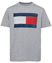 273a7741 Tommy Hilfiger Little Boys Tommy Flag Graphic-Print T-Shirt