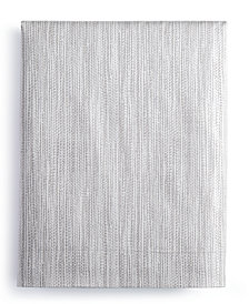Calvin Klein Alpine Meadow Woven Reed Queen Flat Sheet
