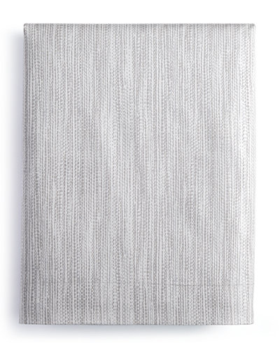 Calvin Klein Alpine Meadow Woven Reed King/California King Flat Sheet