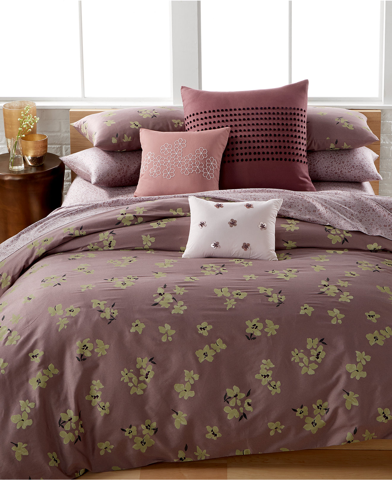Bedding jardin collection bedding collections bed amp bath macy s - Calvin Klein Bedding And Bath Macys Klein Kitchen And Bath