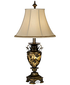 kathy ireland Home by Pacific Coast Southern Dogwood Table Lamp