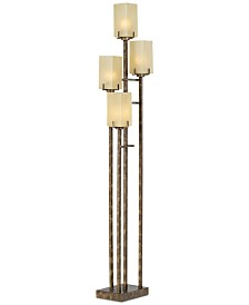 kathy ireland Home by Pacific Coast City Heights Floor Lamp